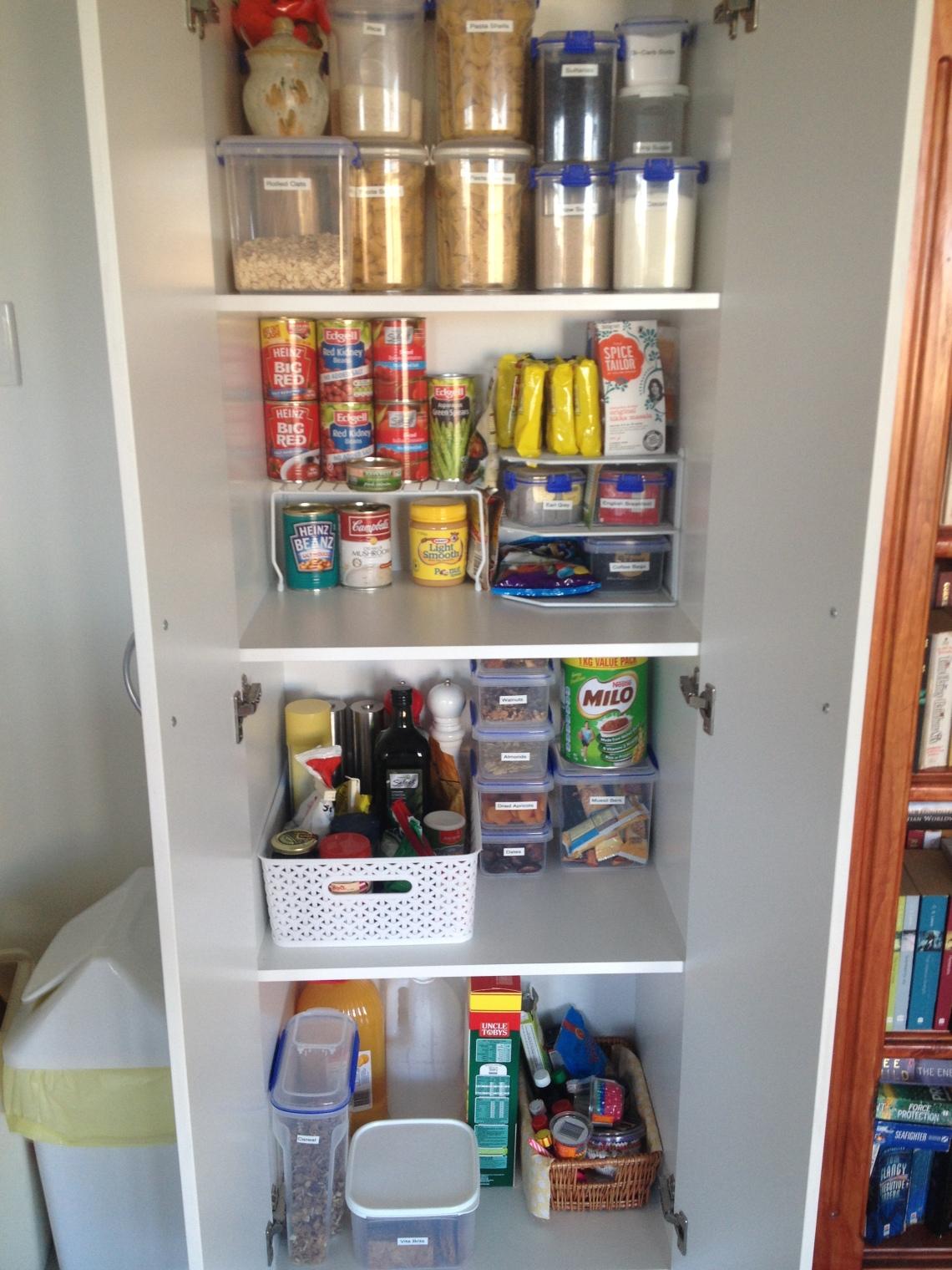 Image Result For Inside Cupboard Storage