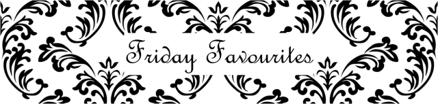 140801 Friday Favourites Feature